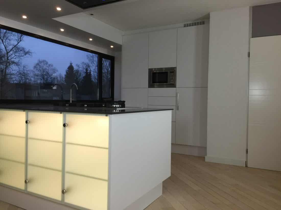 keuken verlicht LED kasten