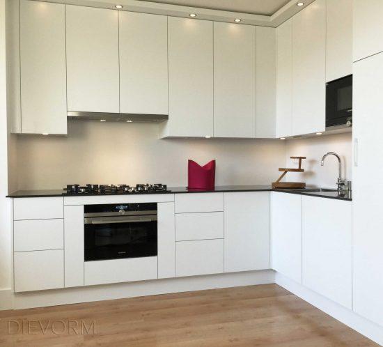 Design hoek keukens