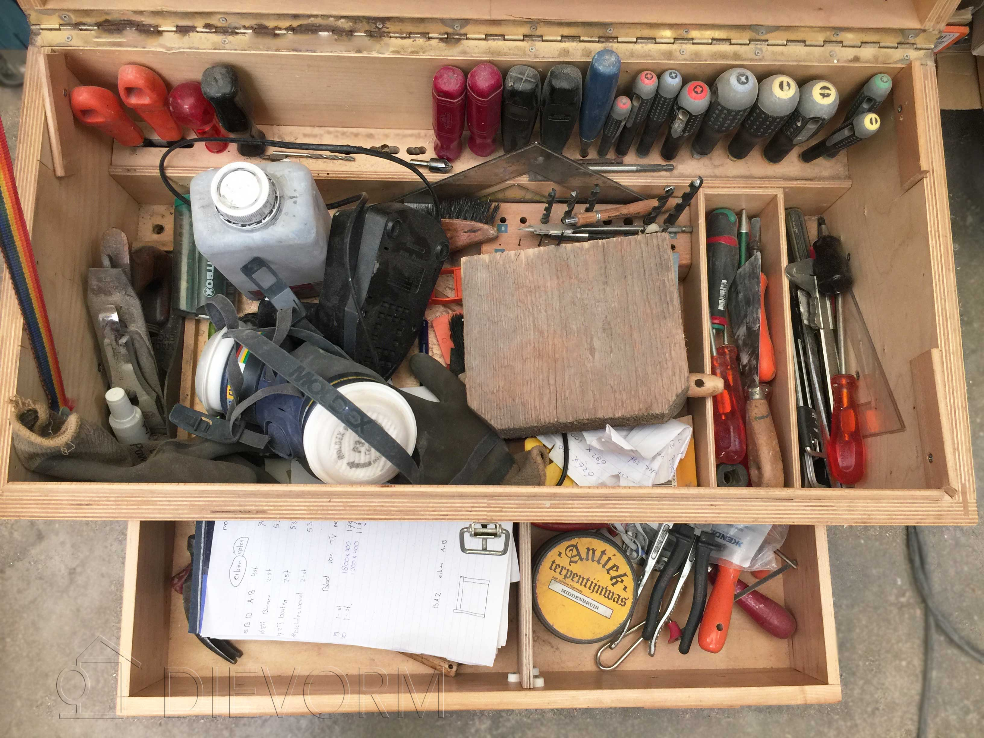 tools van Dievorm