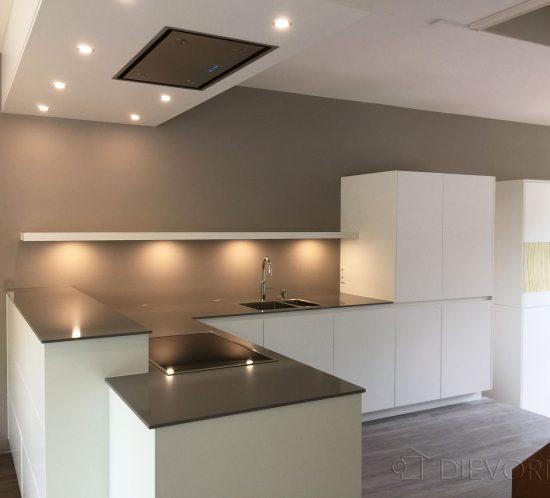 open keuken design dievorm